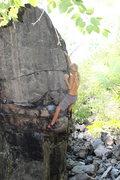 Rock Climbing Photo: Gorilla Warfare