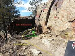 Rock Climbing Photo: New trailwork.