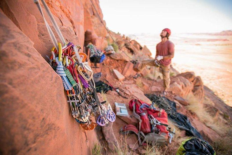 Rock Climbing Photo: mmmhmm