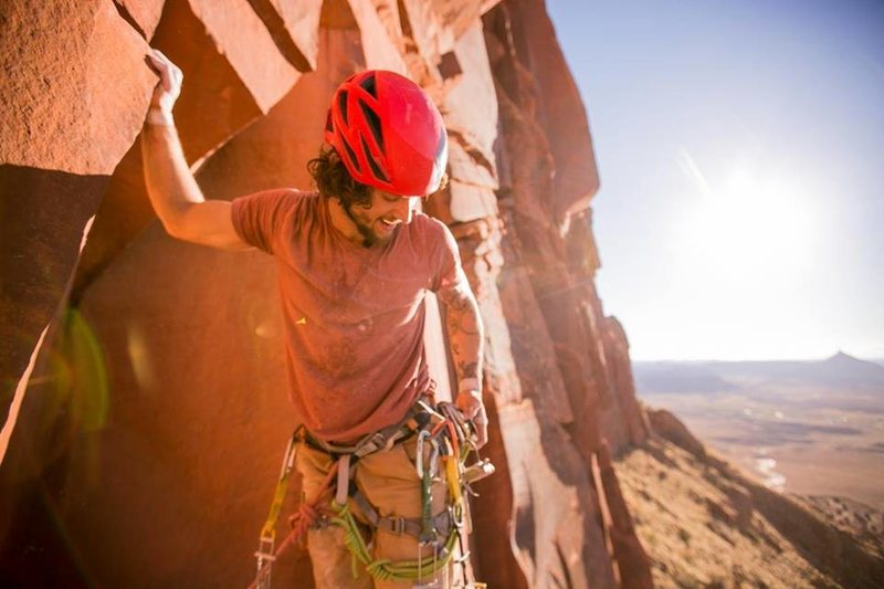 Rock Climbing Photo: yay