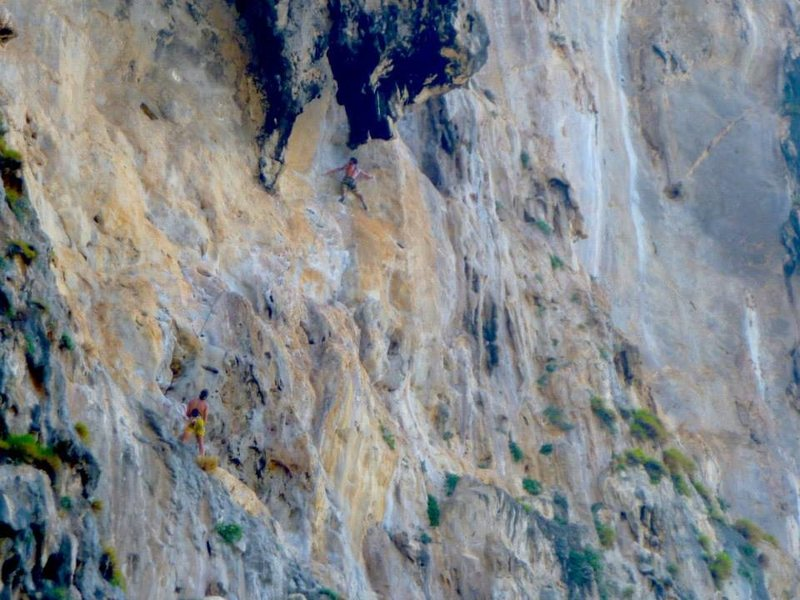 humanality-maybe my favorite multi pitch climb ever