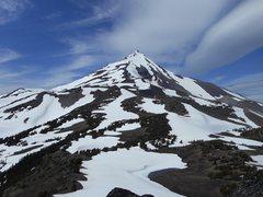 Rock Climbing Photo: The South Ridge. Photo taken from Goat Peak.