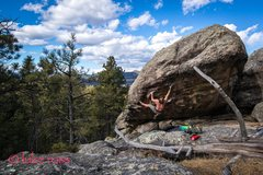 Rock Climbing Photo: Photo credit goes to Luke Ross. This is one of his...