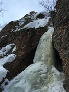 Rock Climbing Photo: Deep Throat Maple on 2/13/16