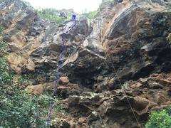 Rock Climbing Photo: Immortal's Path