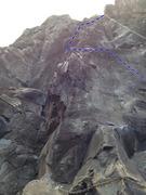 Rock Climbing Photo: Cactus Garden Variation