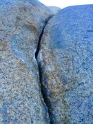 Rock Climbing Photo: Cat Crack Splitter!!!