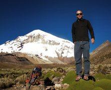 Rock Climbing Photo: Nevado Sajama, Boliva