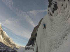 Rock Climbing Photo: Provo Canyon