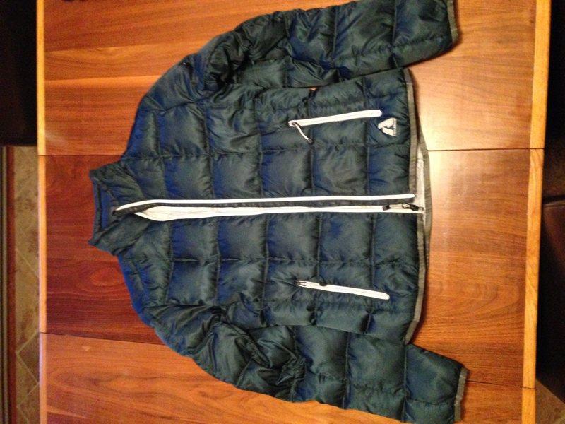 Downlight jacket