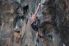 Rock Climbing Photo: IMP