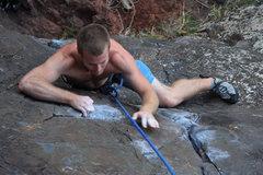 Rock Climbing Photo: Pig Tree