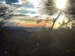 Rock Climbing Photo: More San Jack Sunsets!!!
