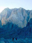Rock Climbing Photo: Alpine granite for days!!!!!