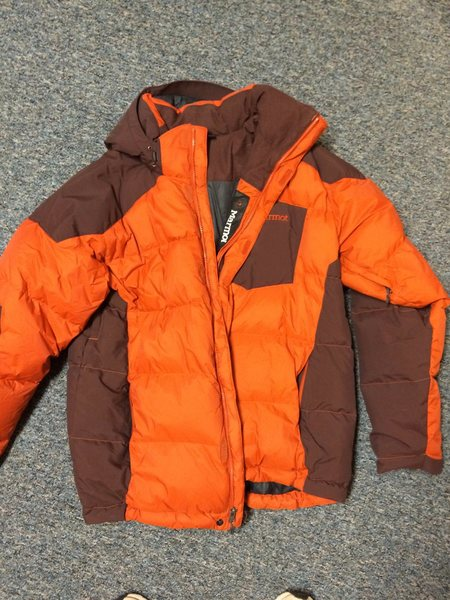 Large Marmot Shadow Jacket, 700fill