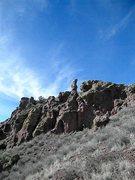 Rock Climbing Photo: King Kong