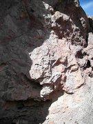 Rock Climbing Photo: Boxy But Safe, start