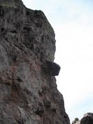 Rock Climbing Photo: Boxy But Safe, interesting move to the top of the ...