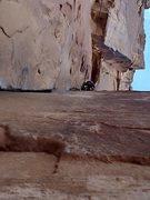 Rock Climbing Photo: 30 seconds