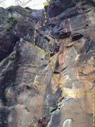 Rock Climbing Photo: 11-