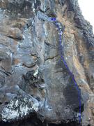 Rock Climbing Photo: dragon's spine