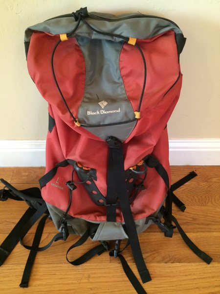 pack front