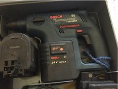 Bosch 24Volt cordless hammer drill