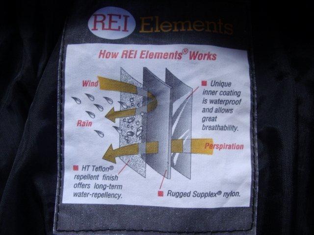 Rock Climbing Photo: Elements