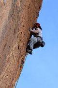 Rock Climbing Photo: upper arete