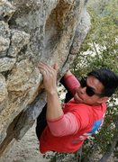 Rock Climbing Photo: Nice huecos