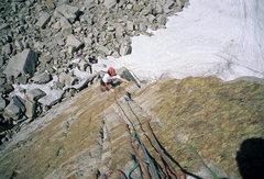 Rock Climbing Photo: Fran Bagenal, Megaform
