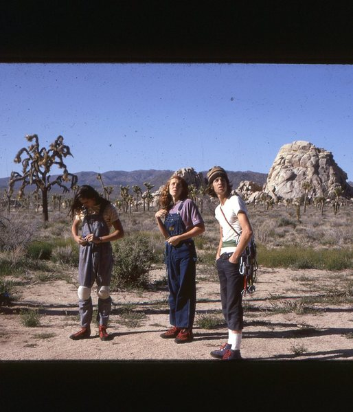 1975...  bad boys, in the desert.
