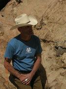 Rock Climbing Photo: Roy