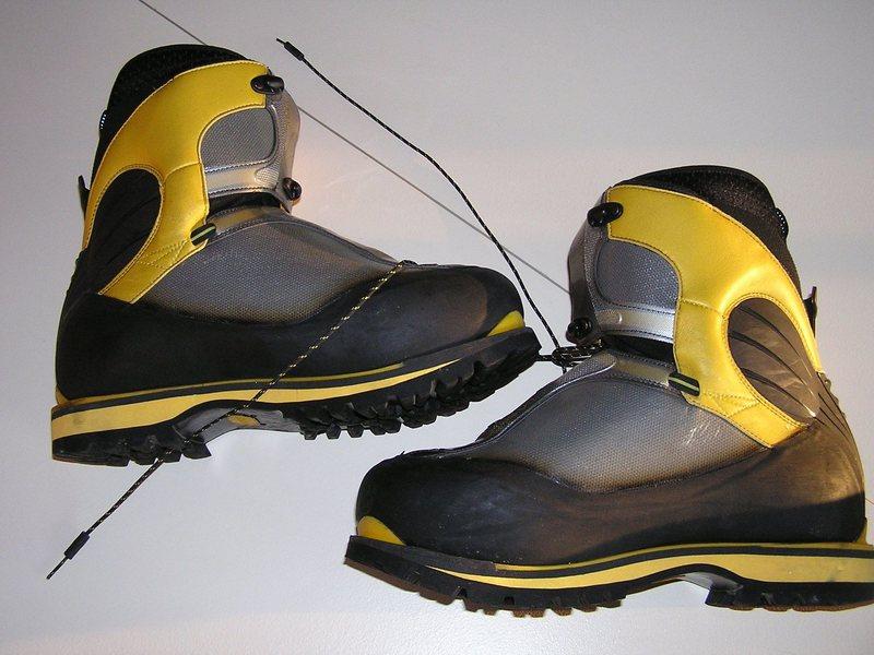Spantix double boots