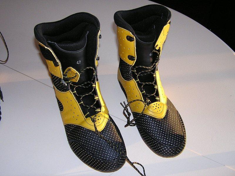 Spantix inner boots