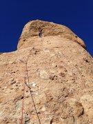 "Rock Climbing Photo: Top of ""Slotterhouse"""