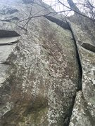 Rock Climbing Photo: Fat Bastard