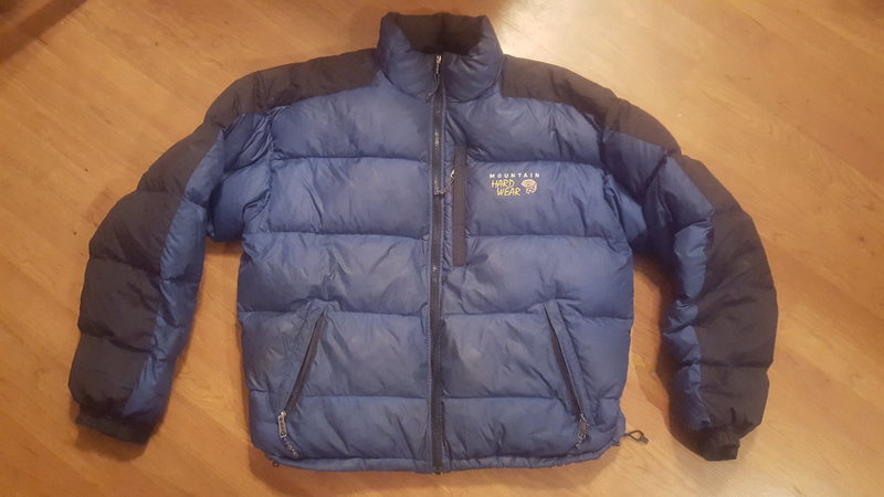 MH down jacket