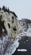 Rock Climbing Photo: Le grand Duc