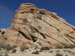 Rock Climbing Photo: Leading Spaghetti & Chili