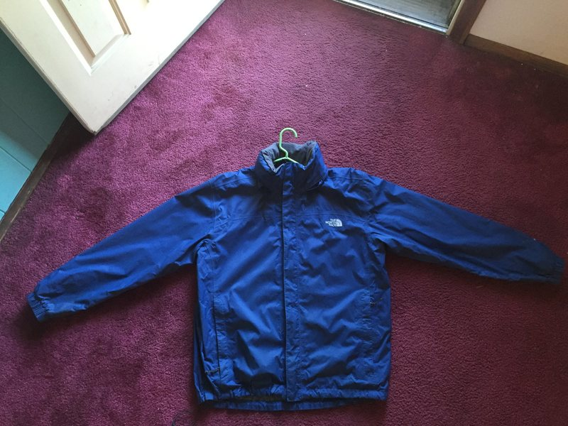 The North Face Rain Jacket - Lot's of life left