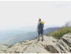 Rock Climbing Photo: Little Stony Man