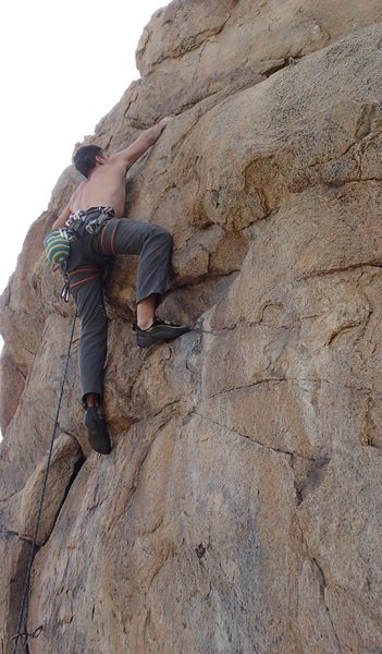 Rock Climbing Photo: Glory hold