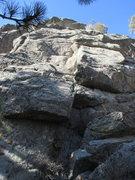 Rock Climbing Photo: Stairway to Purgatory.
