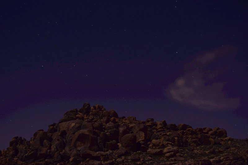 Rock Climbing Photo: Tatooine @22:11