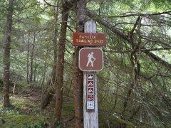 Rock Climbing Photo: Start here.