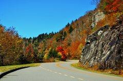 Rock Climbing Photo: Blue Ridge Parkway in NC
