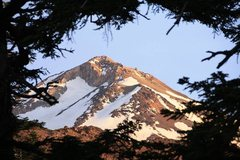 Rock Climbing Photo: Another view from the North side in July 2014. Sho...