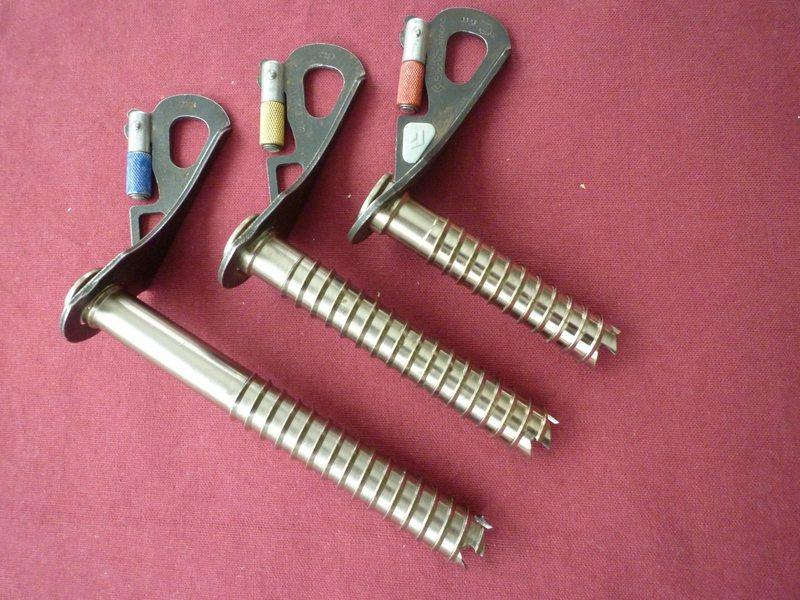 BD screws<br>