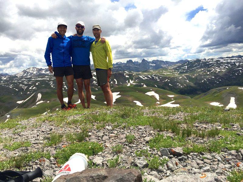 Rock Climbing Photo: Brenden Goetz, Carson Rickey, Me